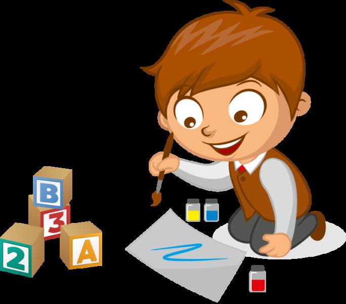 Il Piccolino Kindergarten Beschaeftigungsmaterial
